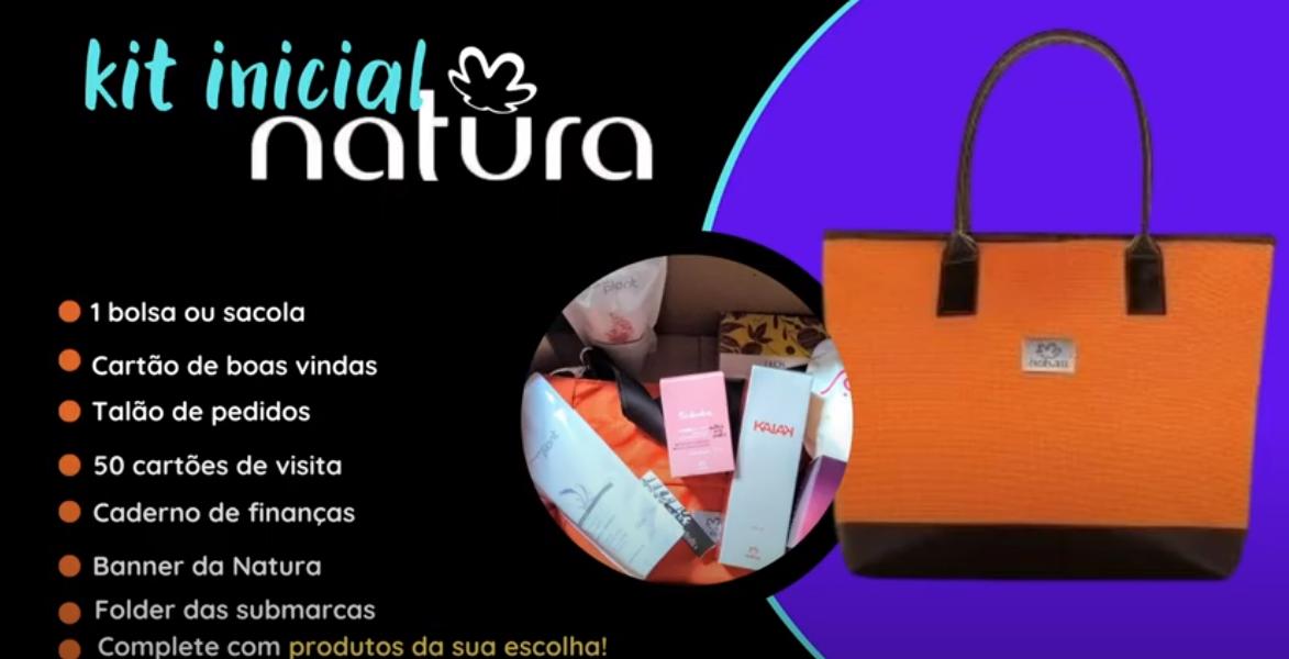Kit inicial Natura Básico