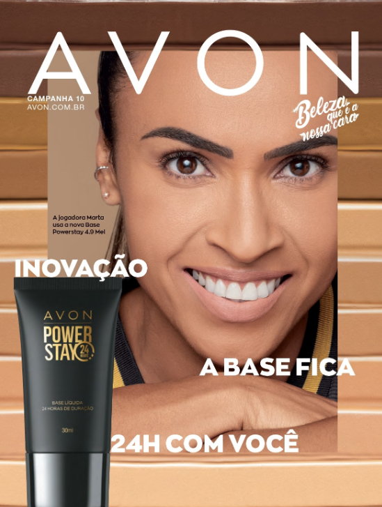 Revista Avon - Campanha 10/2020