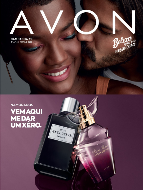 Revista Avon - Campanha 11/2020