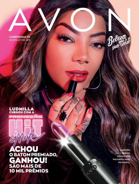 Revista Avon - Campanha 4/2020