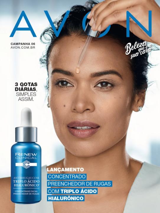 Revista Avon - Campanha 6/2020