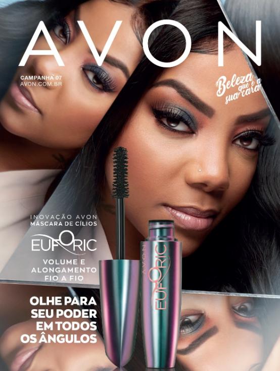Revista Avon - Campanha 7/2020
