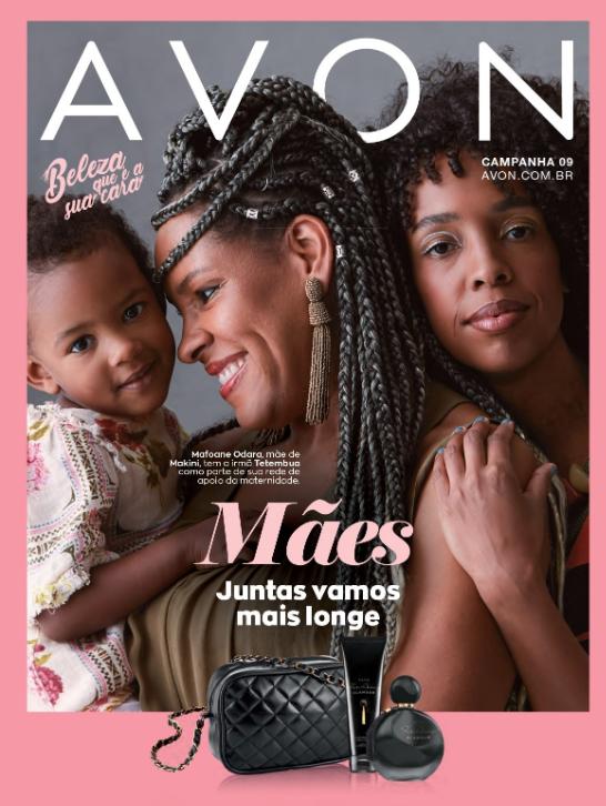 Revista Avon - Campanha 0/2020