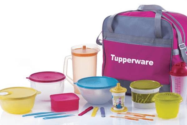 Revendedora Tupperware