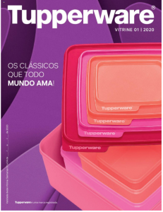 Revista Tupperware - Catálogo 2020