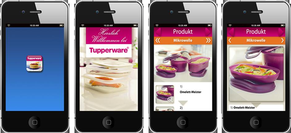 App Tupperware