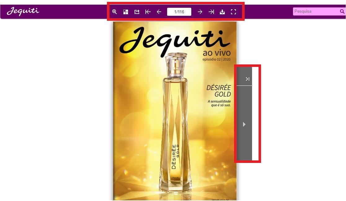 catálogo jequiti