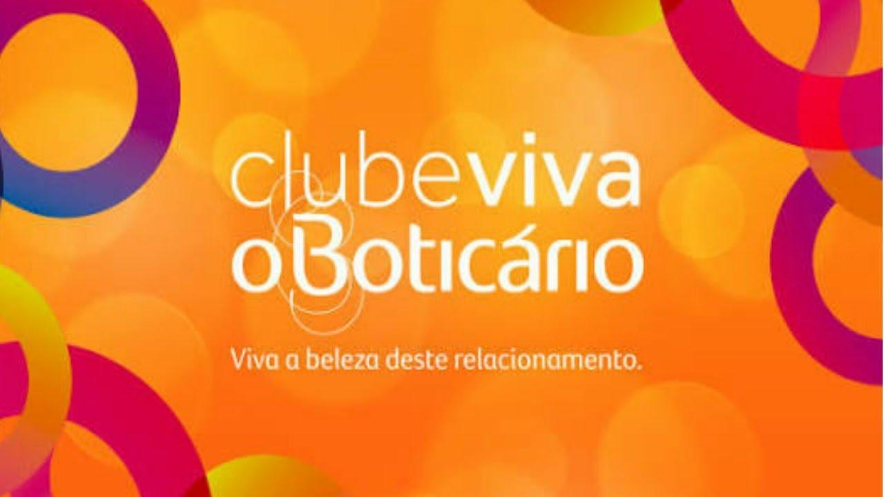 clube viva boticário
