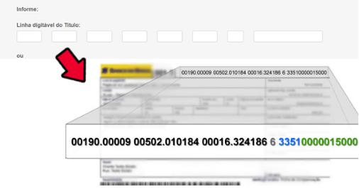 código de barras boleto