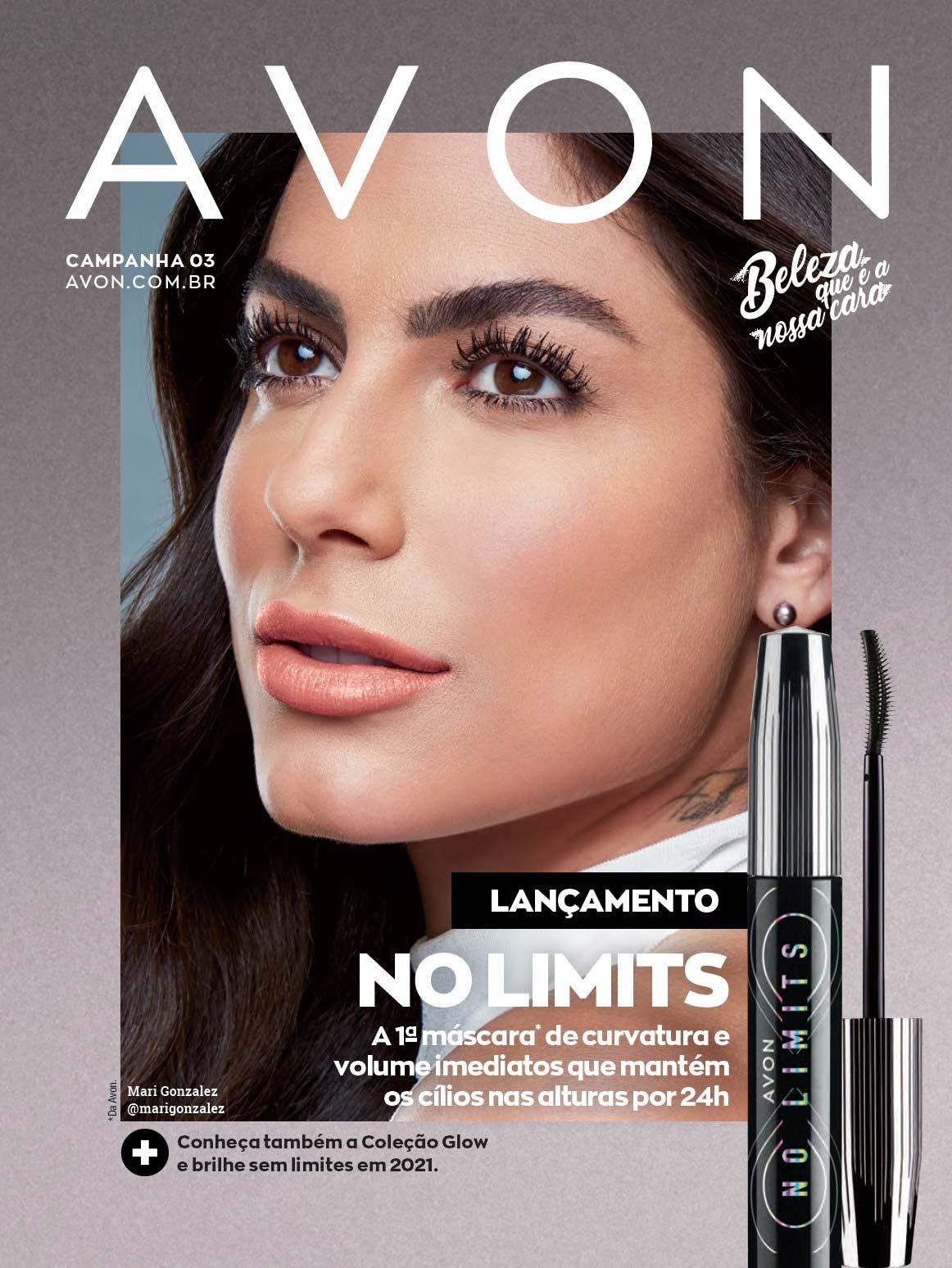 Revista Avon - Campanha 3/2021