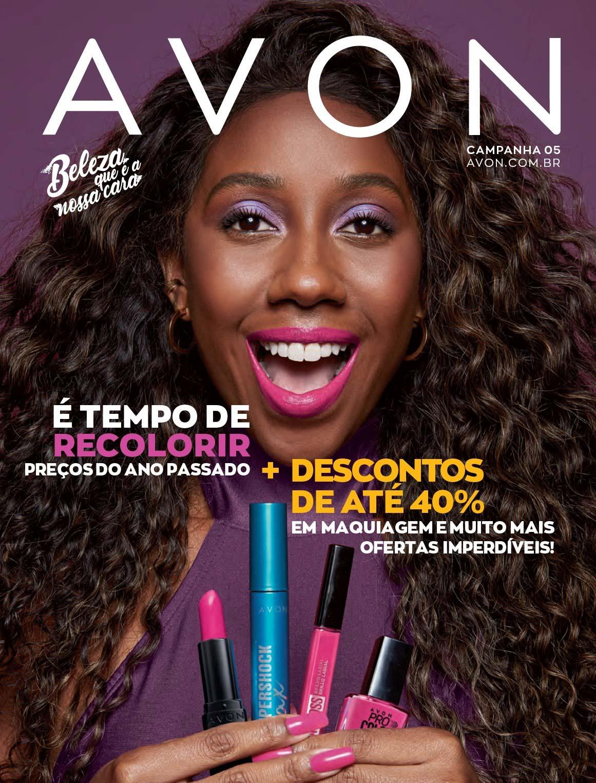 Revista Avon - Campanha 5/2021