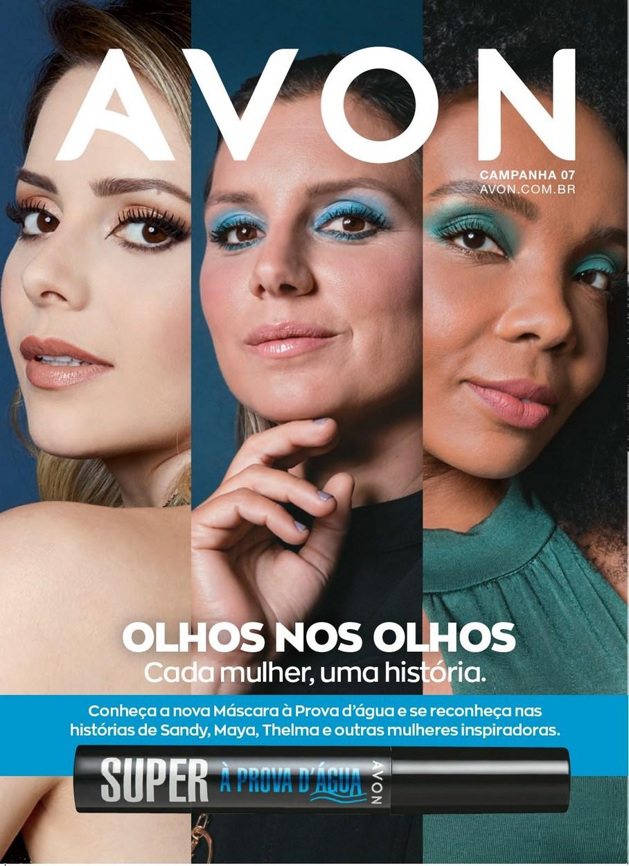 Revista Avon - Campanha 7/2021