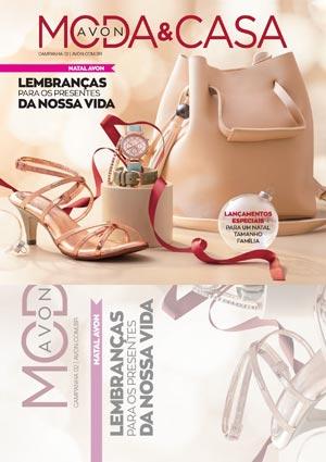 Folheto Avon Moda & Casa - Campanha 2/2021