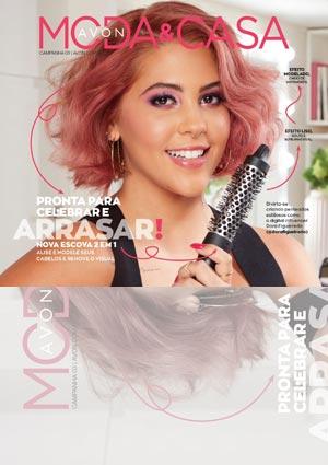 Folheto Avon Moda & Casa - Campanha 3/2021