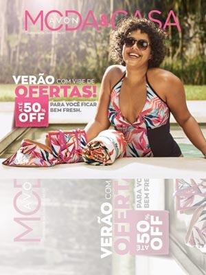 Folheto Avon Moda & Casa - Campanha 4/2021