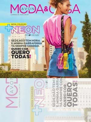 Folheto Avon Moda & Casa - Campanha 5/2021