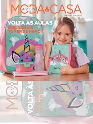 Folheto Avon Moda & Casa - Campanha 6/2021