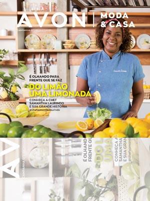 Folheto Avon Moda & Casa - Campanha 7/2021