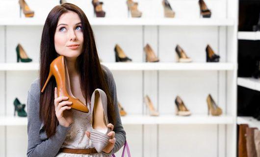 revender calçados