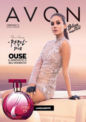Revista Avon - Campanha 17/2020
