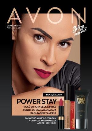 Revista Avon - Campanha 18/2020