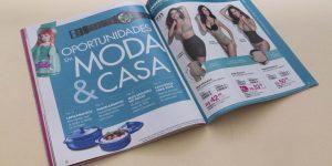 Revistas e Folhetos da Avon