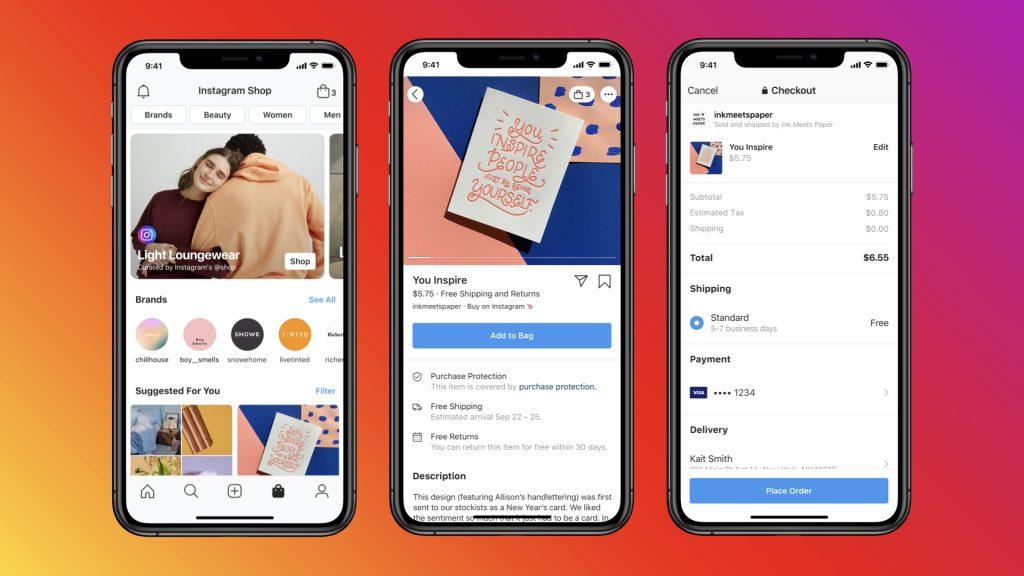 instagram e facebook marketing