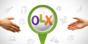Anúncio na OLX