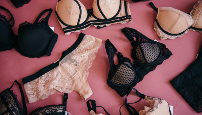 como revender lingerie