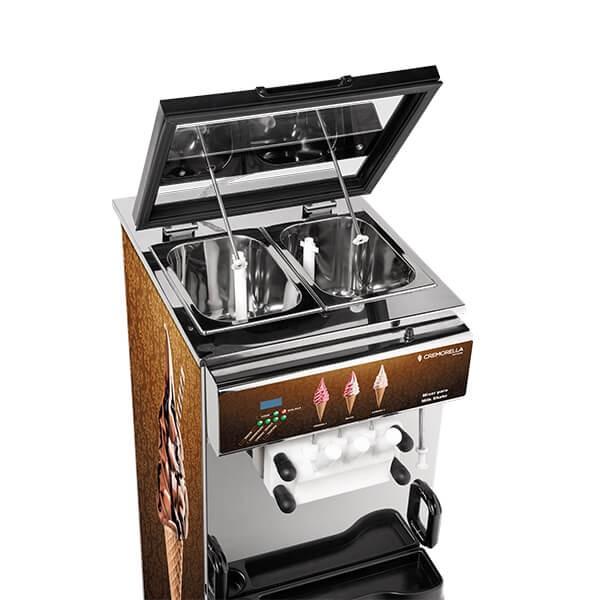 Máquina de sorvete Cremorella