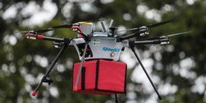 iFood drone