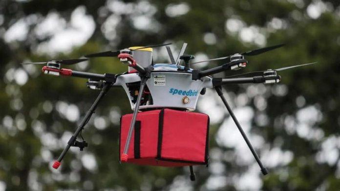 drone iFood