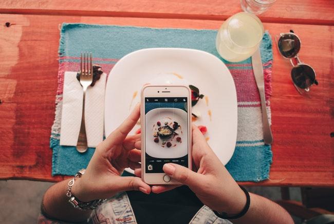 Editar foto no celular