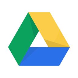 Google Drive armazenamento