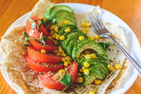 alimentos veganos ideias de negócio