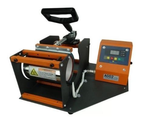 máquina de sublimação de canecas