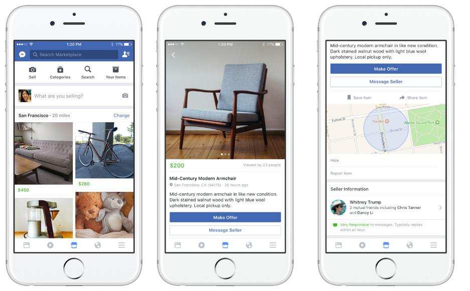 marketplace facebook