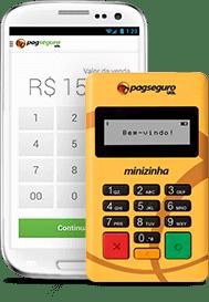 Minizinha PagSeguro