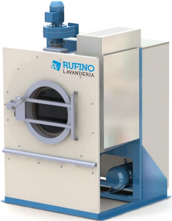 Rufino máquina de lavar industrial