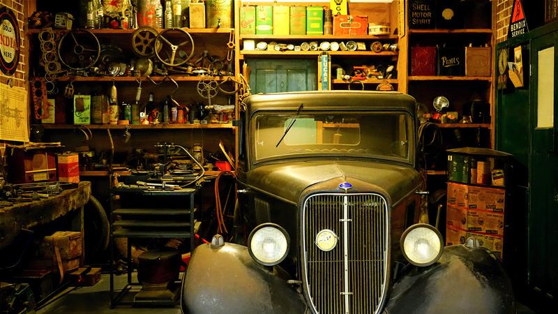 produtos para vender na garagem de casa