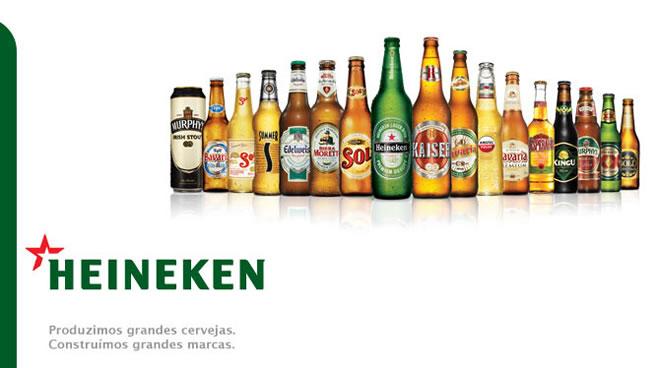 Cervejas Heineken
