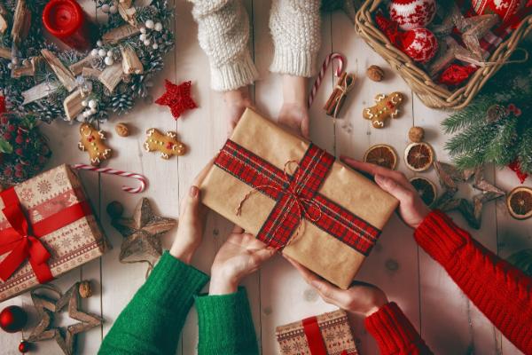 Como escolher presente de Natal