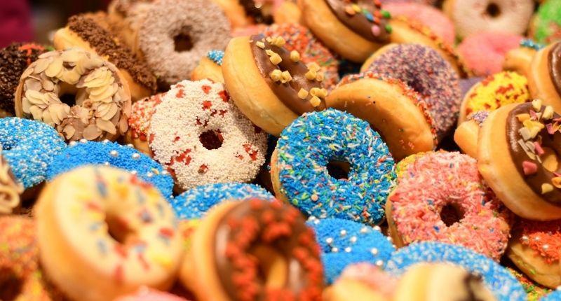 fazer donuts para vender
