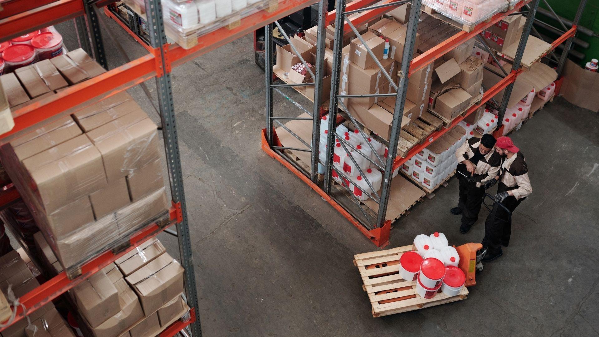 distribuidora de alimentos