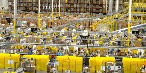 centros de distribuição mercado livre
