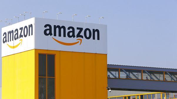 centros logísticos amazon