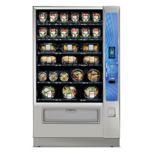 Vending Machine de comidas