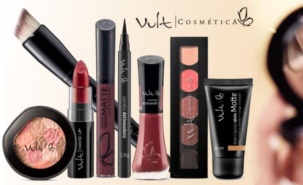 revender vult cosméticos