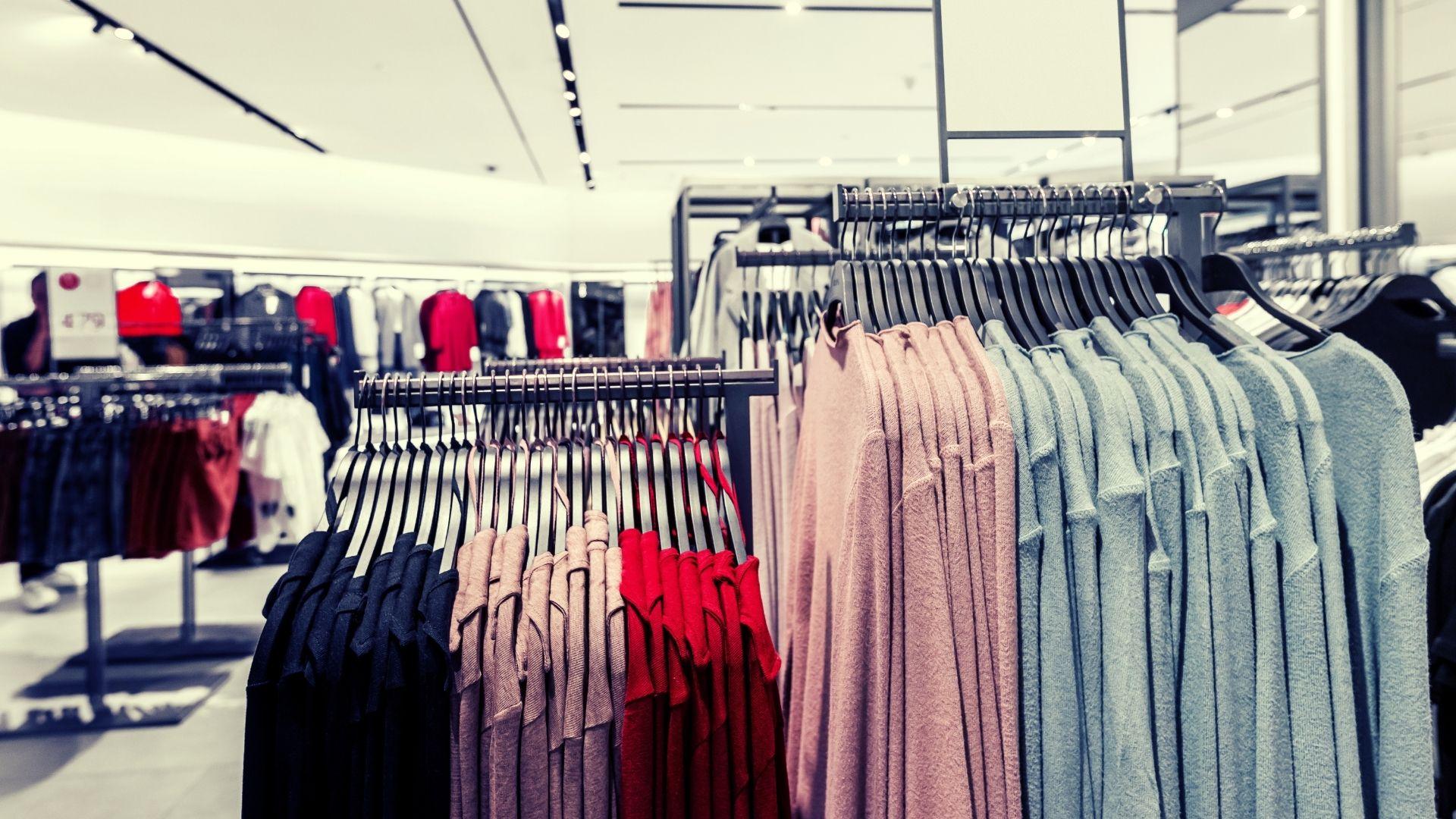 lista de fornecedores de roupas