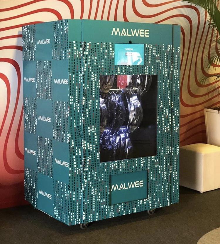 Smile Vending Machine Malwee